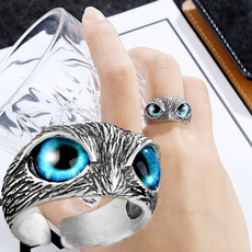 adjustablering, eye, wedding ring, cute