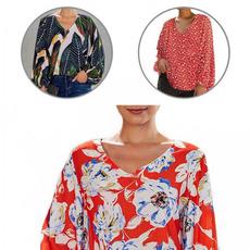 ladyshirt, Fashion, lanternsleeve, Women Blouse