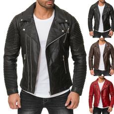 bikerjacket, Moda masculina, Long Sleeve, punk