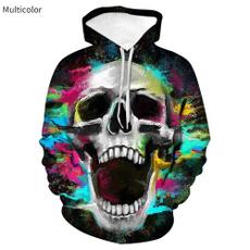 3D hoodies, Fashion, Necks, funnypullover