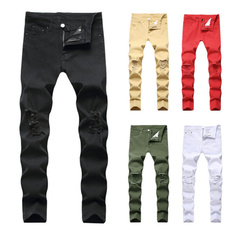 men jeans, Leggings, Plus Size, skinny pants
