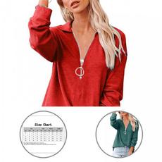 blouse, springtshirt, Necks, Simple
