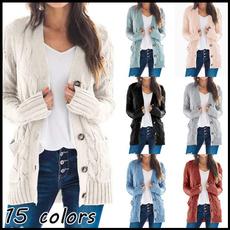 Pocket, Fashion, Outerwear, sweater coat