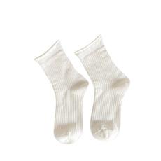 Hosiery & Socks, soxspring, Cotton Socks, whitesock