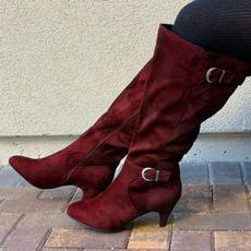 kneeboot, Fashion, Stiletto, ridingboot