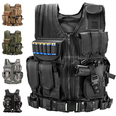 Vest, Fashion, Combat, tacticalvestblack