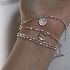 Silver Jewelry, Jewelry, Bracelet, Silver Bracelet