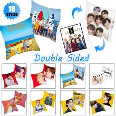 K-Pop, Butter, pillowcasehome, decorativepillowcase