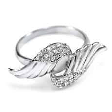 Women, Fashion, wedding ring, 925 silver rings