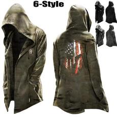 hoodiesformen, cardigan, Halloween Costume, Men