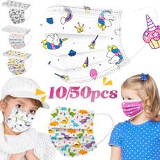 cute, Exterior, halffacemask, childrenmask