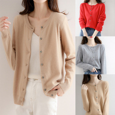 cardigan, outer, Winter, Sleeve