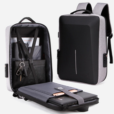 Laptop Backpack, Outdoor, Capacity, Briefcase