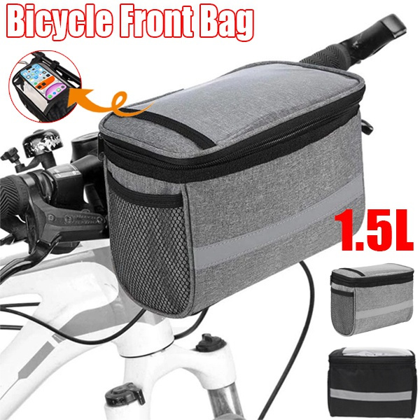 bicyclefrontbag, frontseatbag, Sports & Outdoors, bikefrontseatbag