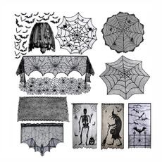 batlacecurtain, decoration, Fashion, Cosplay