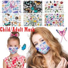butterfly, Fashion, mouthmask, safetymask