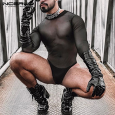 Underwear, Men, menjumpsuit, Sleeve
