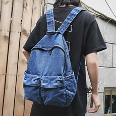 Shoulder, School, Fashion, Student