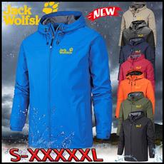 Fashion, hoodedjacket, Waterproof, mountaineering