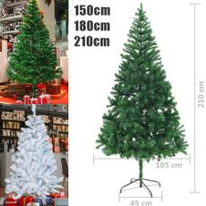 christmastreeprelit, artificialplant, Christmas, Tree