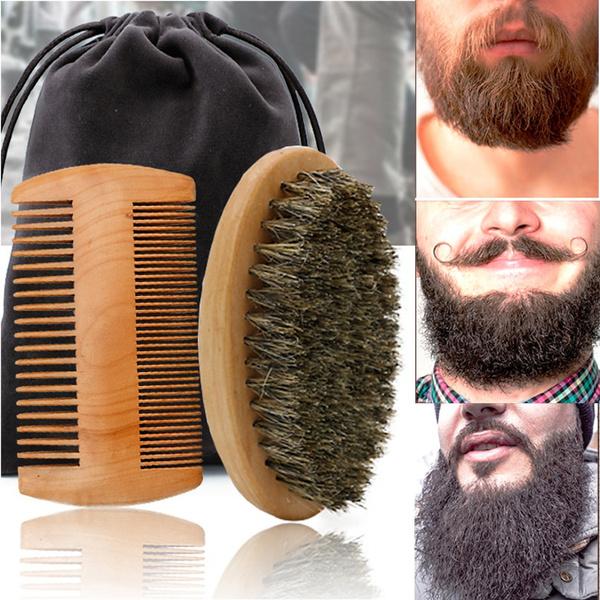 beardbrush, shavingbrush, Shaving & Hair Removal, boarbristlebrush