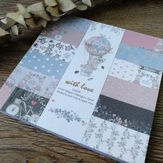 Craft, cute, patternedpaper, rabbit