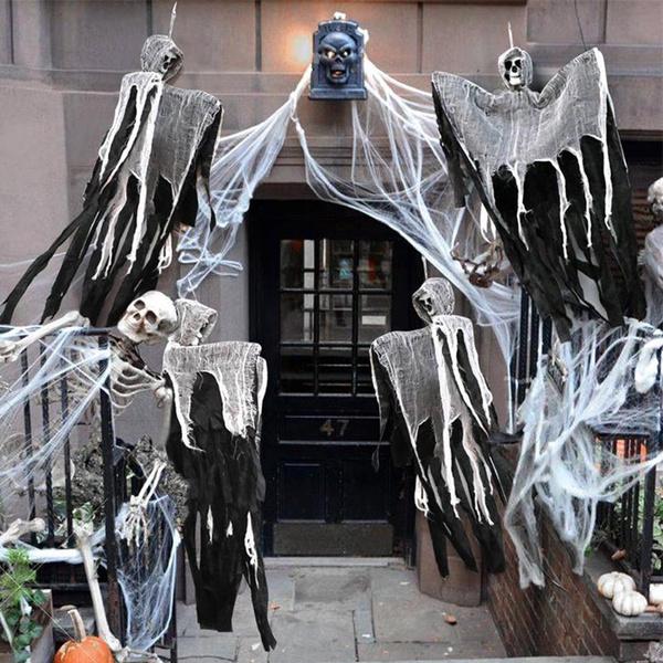 ghost, scary, Decor, Door