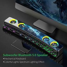 スピーカー, gamingbluetoothspeaker, lights, gamingcomputeraccessorie