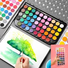 Art Supplies, 36colorswatercolor, gouachepaint, studentswatercolor