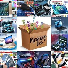 Box, Headset, Fashion, Gifts