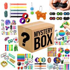 Box, Toy, stresstoy, Gifts