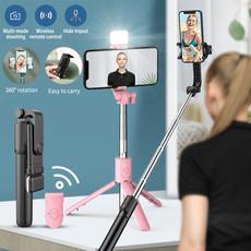 wirelessshutter, bluetoothtripod, Smartphones, selfiestick