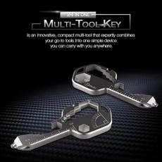 Steel, Outdoor, Multi Tool, portable