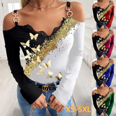 shirtsforwomen, strapless, Fashion, Butterflies