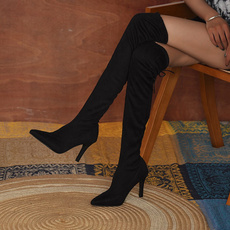High Heel Shoe, leather shoes, Womens Shoes, slim