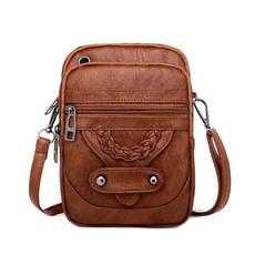 Shoulder Bags, womensmessengerbag, PU, leather