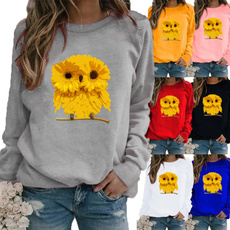 Fashion, Graphic T-Shirt, pullover sweater, Long Sleeve