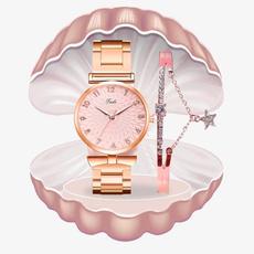 DIAMOND, rosegoldwatch, gold, Bracelet Watch