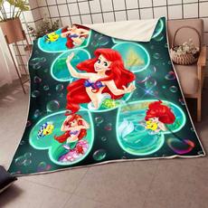Decor, living room, Princess, blanketforbed