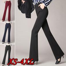 bootcutpant, womenstrouser, Plus Size, Waist