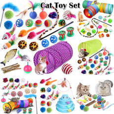 Plush Toys, catteaser, cattoy, catplayingtoy