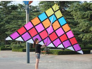 trianglekite, Outdoor, Triangles, kite