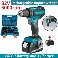 twistdrillbitsset, Electric, handpowerdrill, Tool