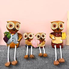 sculpturedecoration, Mini, Owl, Home & Living