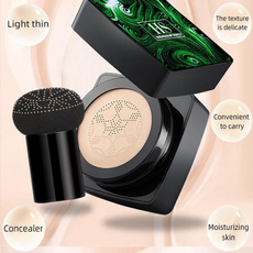 Head, makeup primer, Mushroom, Beauty