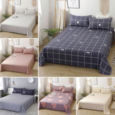 flatsheetsingle, bedsheetdouble, Cotton, King