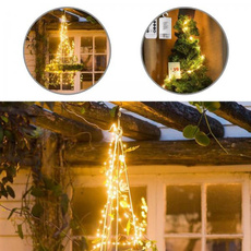 curtainlight, decorativelamp, fairylight, Simple
