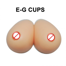 Cosplay, Cup, Silicone, fakebreast