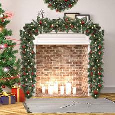 artificialplant, Christmas, plantrattan, artificialrattan