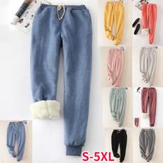 Long pants, harem, trousers, Winter